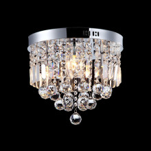 small LED modern crystal chandeliers