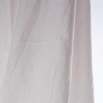 High-Sale Traditional Jacquard Wheat Design Sheer Curtain