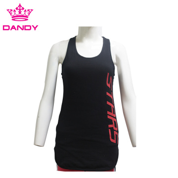 Women fitness training tank top