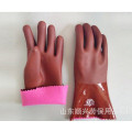 PVC coated gloves for fishing
