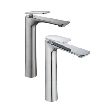 singel handle vessel faucet