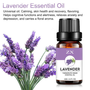 Pure high quality lavender essential Oil gift package