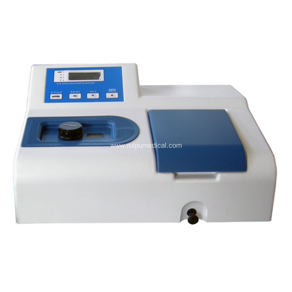 SPECTOPHOTOMETER