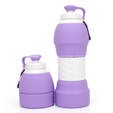 Foldable Electric Travel Kettle Food Grade Silicone