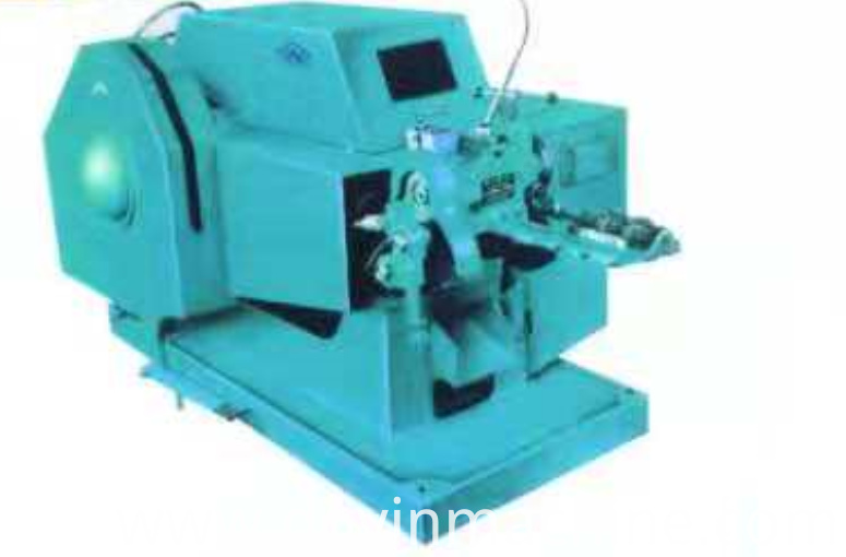 Tubular Rivet Heading Machine