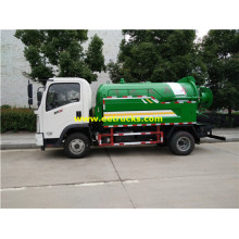 Dongfeng 5500L Vacuum Fecal Suction Trucks