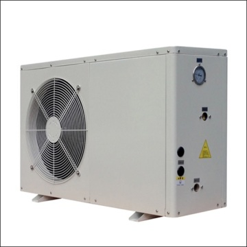 Mono-block air to water heat pump