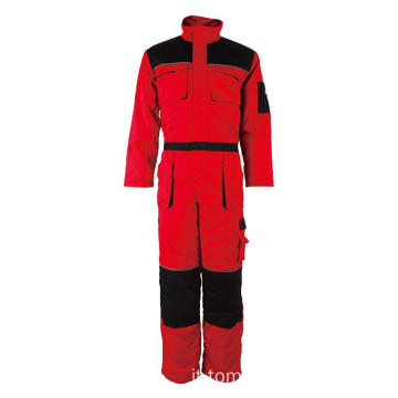 Piping riflettente Red Winter Overall