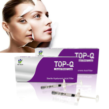 Injectable Anti-Wrinkle filler 1ml hyaluronic acid for deeper wrinkles injection