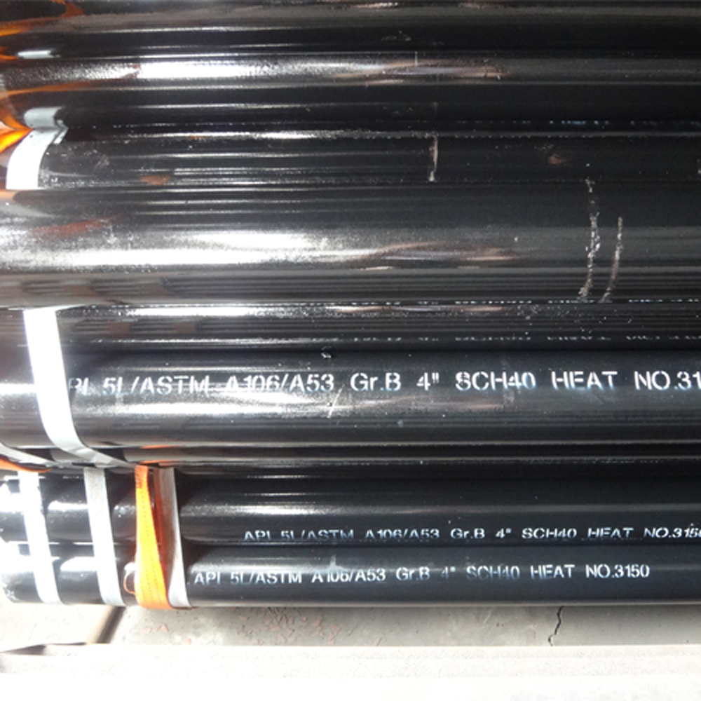 A105 Seamless Carbon Steel Pipe