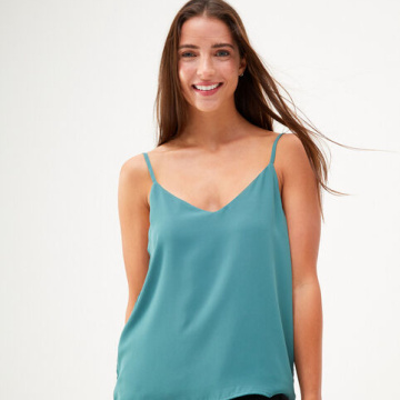 100% polyester women tank top