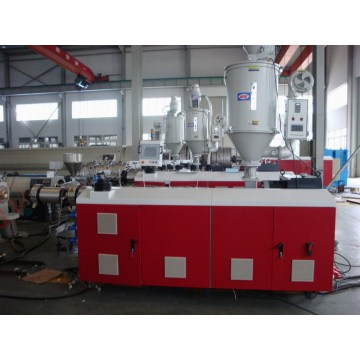 16-32MM HDPE/PERT pipe extrusion line