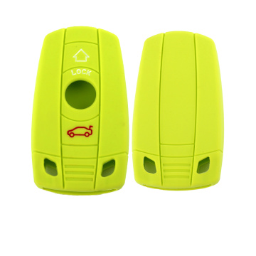 Silicone Car Remote Flip Key Fob Cover