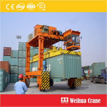 Hafencontainer Sraddle Carrier