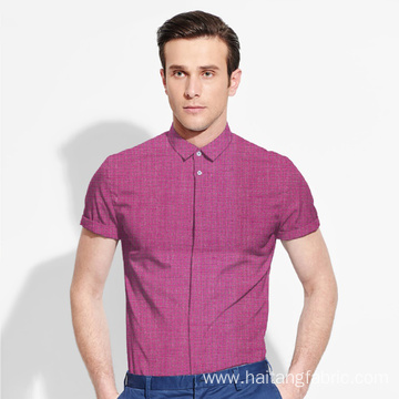 Solid Microfiber fabric Bright Rayon Shirt Leisure Fabric