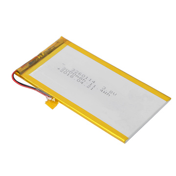 Wholesale 3260114 3.8V 3000mAh Lithium Polymer Battery