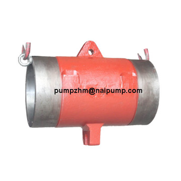 Bearing assembly for AH slurry pumps