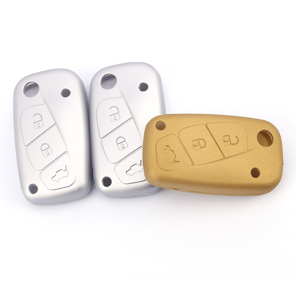 Car Accessories Fiat Key Cover