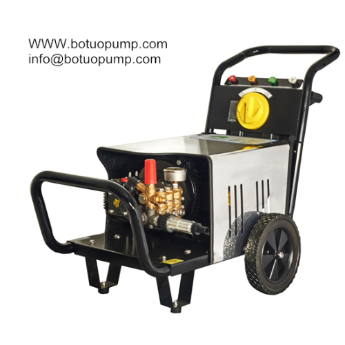 BTK ceramic commercial grade plunger pump washer
