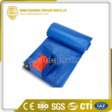 Waterproof PE Tarpaulin Sun Cloth Coated Fabric