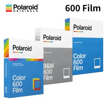 Polaroid Originals Instant 600 Film Color Black-White For Onestep2 Instax Camera SLR680 636 637 640 650 660 Autofocus Impossible