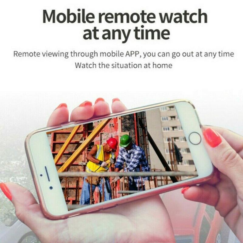 WIFI IP Full HD Wireless Camera 1080P Smart Home Security Camera Outdoor CCTV HD PTZ IR Cam Mini Camcorders Video Recorder