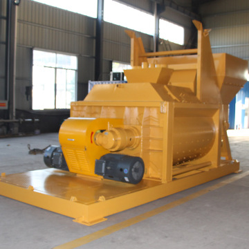 Japan self-loading automatic 1.5m3 concrete mixer machine