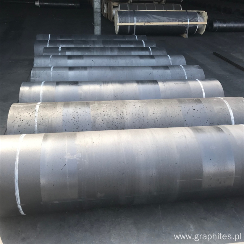 Low consumption 600mm UHP Graphite electrode