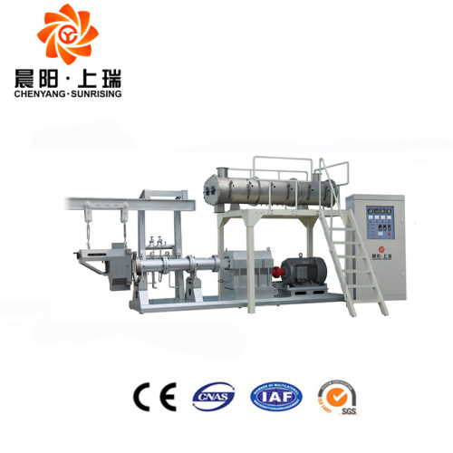 Automatic core filler snacks food machine