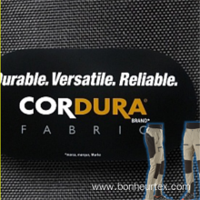 500D Nylon Cordura Oxford High Tearing Strength Fabric