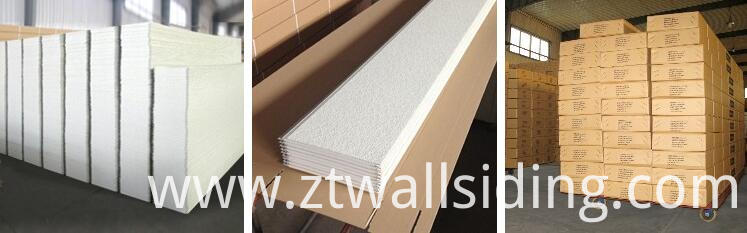 Wall Panel for Prefab House