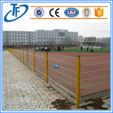 Guard wire mesh fencing