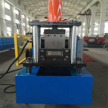 High speed galvanized Storage beam roll forming machine