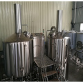 Beer Brewing System Jacket Hot Water Tank