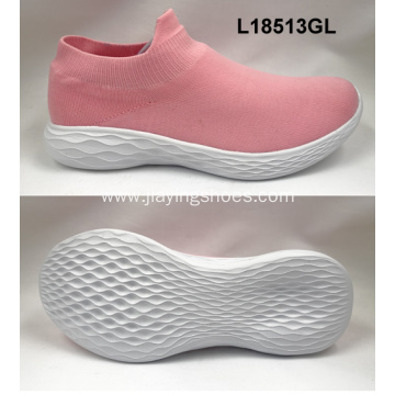 Lady sport socks shoes