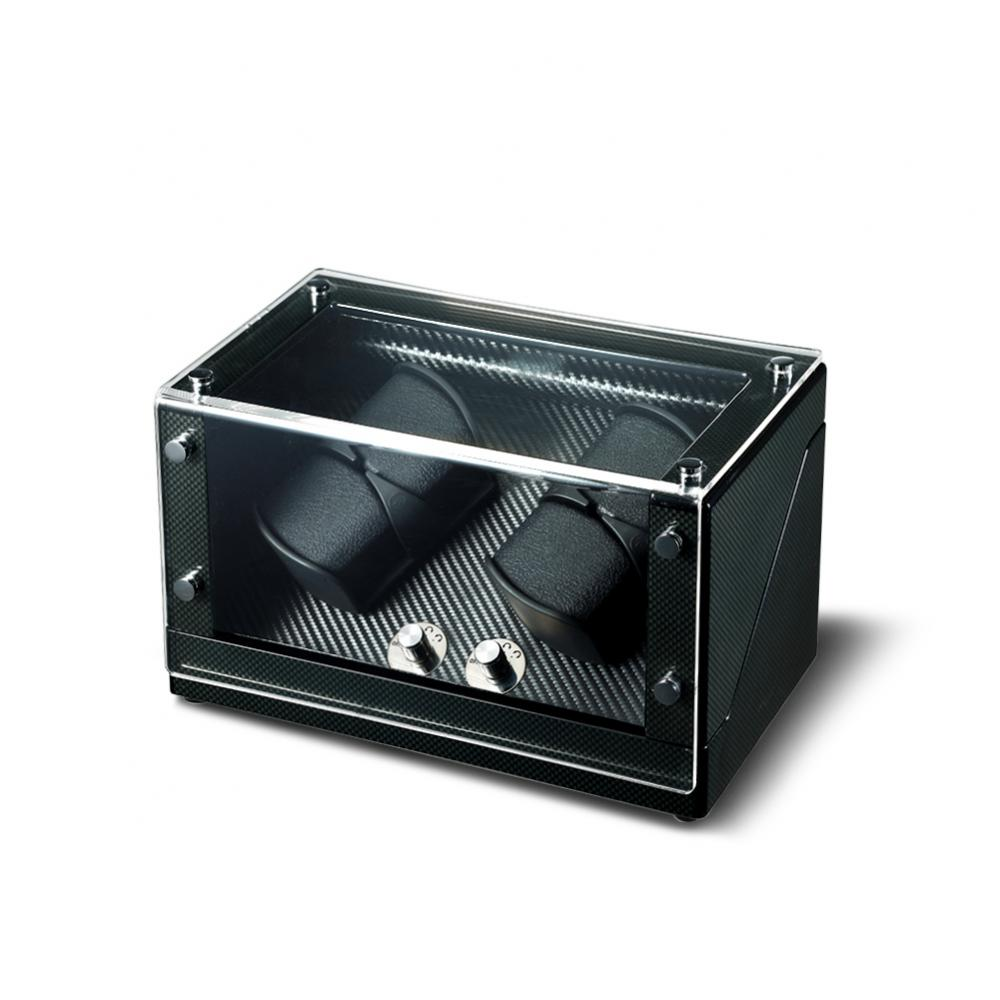 Ww 8183 Watch Winder With Carbon Fiber