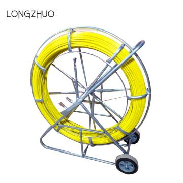 Yellow Color Fiberglass Duct Rodder