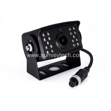 CCD Wired Mirror Backup Camera