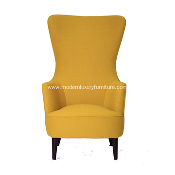 High Back Lounge Chair Dining Chair