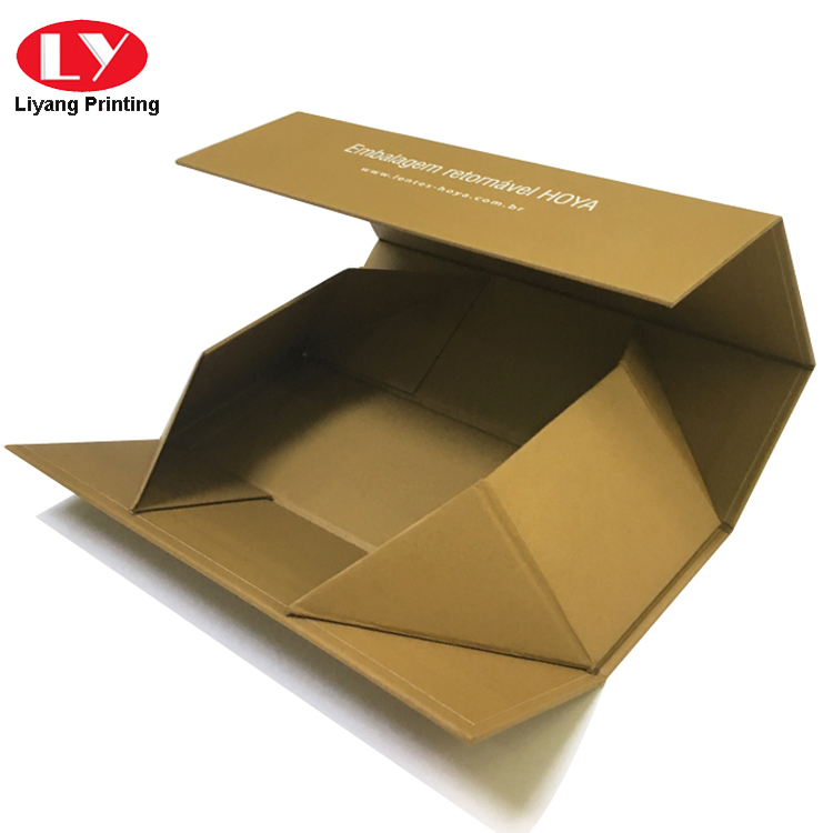 Folding Magnetic Box 4