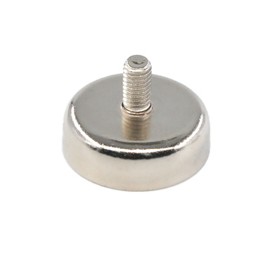 Neodymium Magnet PEM Nut Outside Thread