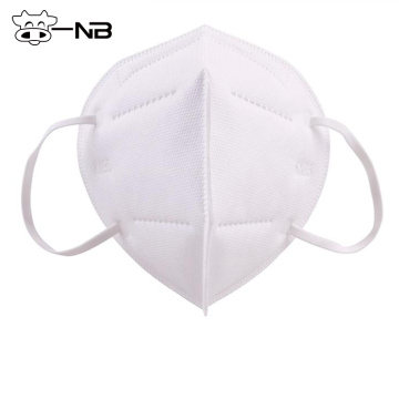 CE Approved Face Respirator Dust Mask N95