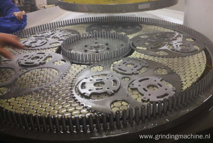 High precision motor parts surface grinding machine