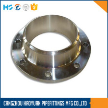 stainless steel welded neck butt  flange