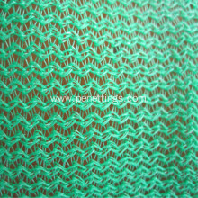3-5% UV green scaffold safety net