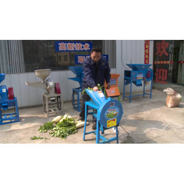 Low Cost Electronic Green Feed Cutter Machine