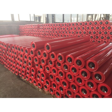Conveyor steel roller