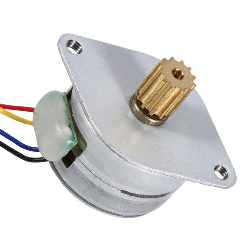 Micro Linear Stepper Motor, Stepper Motor Generator, PM Stepper Motor 5Vdc Customizable