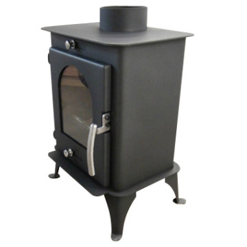 Modern Steel Plate Stove