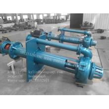 Vertical Submerged Slurry  Pump